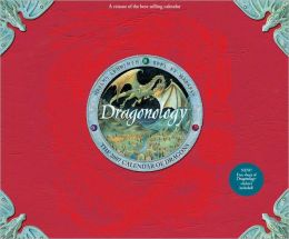 2007 Dragonology Wall Calendar