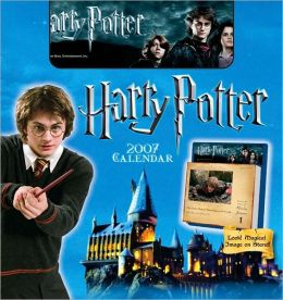 2007 Harry Potter Movie Box Calendar
