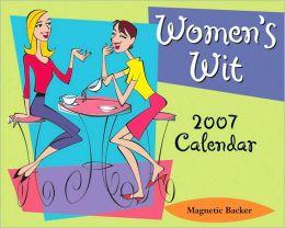 2007 Womens Wit Mini Box Calendar