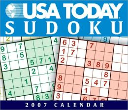 2007 Day-to-Day Calendar: USA Today Sudoku