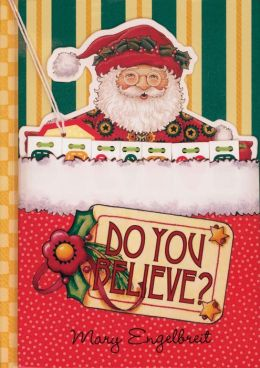 Do You Believe?: A Pocket Treasure Book for Christmas