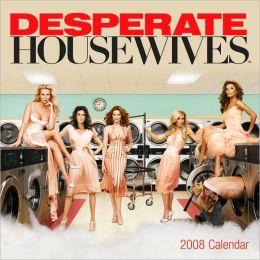 2008 Desperate Housewives Wall Calendar