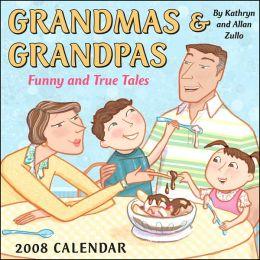 2008 Grandmas & Grandpas Box Calendar