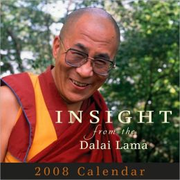 2008 Insight from the Dalai Lama Box Calendar