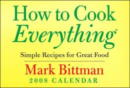 2008 How to Cook Everything Box Calendar