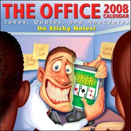 2008 The Office Box Calendar
