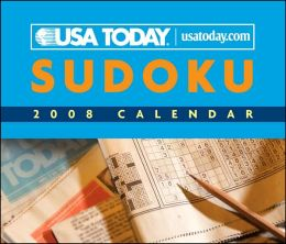2008 USA TODAY Sudoku Box Calendar