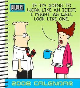 2008 Dilbert¿ Engagement Calendar