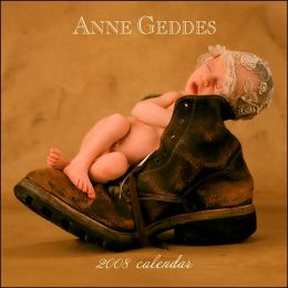 2008 Anne Geddes Mini Wall Calendar