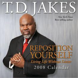 2008 Reposition Yourself Box Calendar