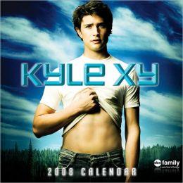 2008 Kyle XY Wall Calendar
