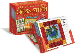 2009 Cross-Stitch Pattern-a-Day Box Calendar