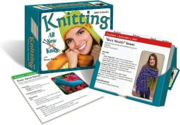 2009 Knitting Pattern-A-Day Box Calendar