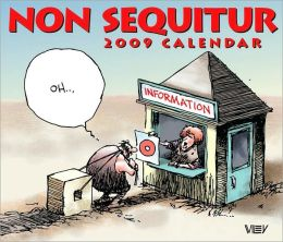 2009 Non Sequitur Box Calendar