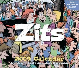 2009 Zits Box Calendar