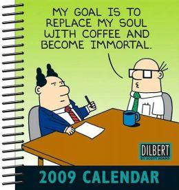 2009 Dilbert Engagement Calendar