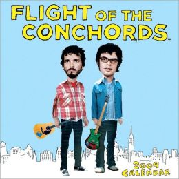 Flight of the Conchords: 2009 Wall Calendar
