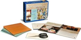 Kirigami Home Decor Kit [With Scissors and Origami Paper/Tracing Paper]