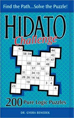 Hidato Challenge: 200 Pure Logic Puzzles