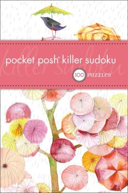 Pocket Posh Killer Sudoku: 100 Puzzles