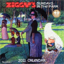 2011 Ziggy Wall Calendar