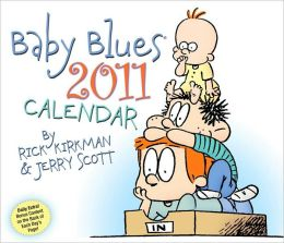 2011 Baby Blues Box Calendar