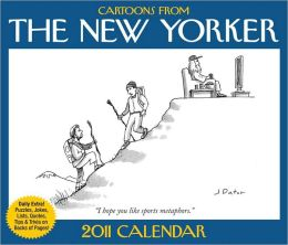 2011 Cartoons from The New Yorker Box Calendar