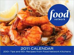 2011 Food Network Box Calendar