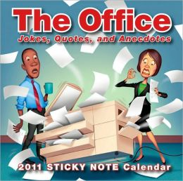 2011 The Office Box Calendar