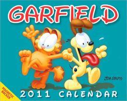 2011 Garfield mini Box Calendar