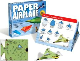 2011 Paper Airplane Box Calendar
