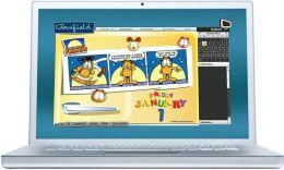 2012 Garfield bubbles Calendar