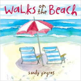 Walk on the Beach Little Gift Book
