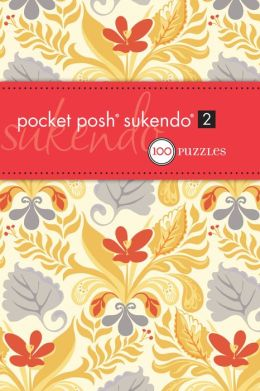 Pocket Posh Sukendo 2: 100 Puzzles