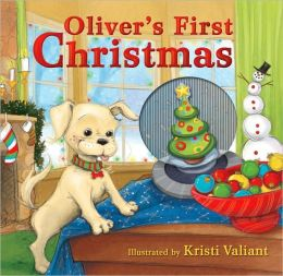 Oliver's First Christmas: A Mini AniMotion Book