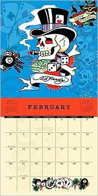 2011 Ed Hardy Wall Calendar