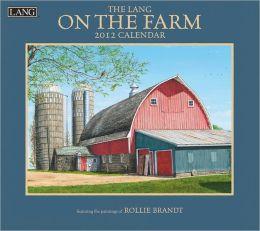 2012 On The Farm Wall Calendar