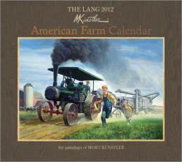 2012 American Farm Wall Calendar