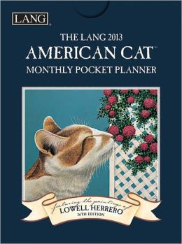 2013 AMERICAN CAT MONTHLY POCKET PLANNER