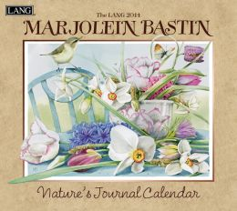 2014 Marjolein Bastin Natures Journal Wall Calendar