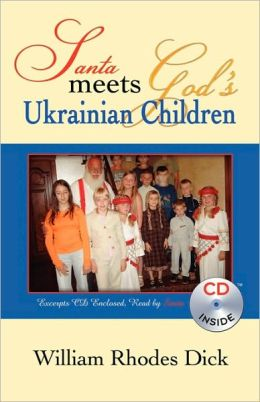 Santa Meets God's Ukrainian Children