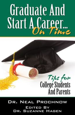 Graduate and Start A Career on Time