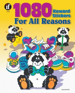 1080 Reward Stickers for All Reasons
