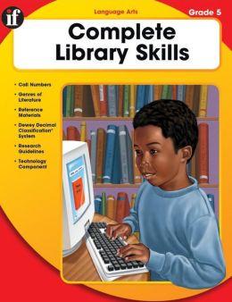 Complete Library Skills, Grade 5