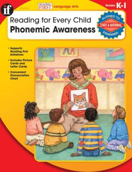Reading for Every Child: Phonemic Awareness, Grade K1
