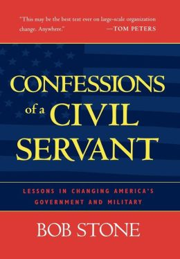 Confessions Of A Civil Servant