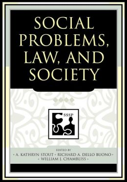Social Problems, Law, And Society