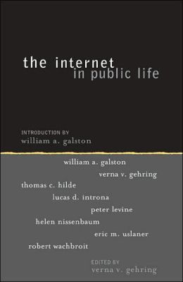 The Internet in Public Life