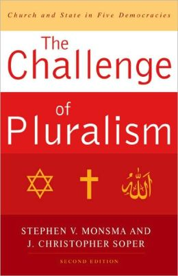 The Challenge of Pluralism: Church and State in Five Democracies