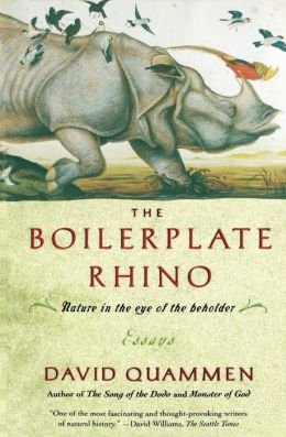 Boilerplate Rhino : Nature in the Eye of the Beholder